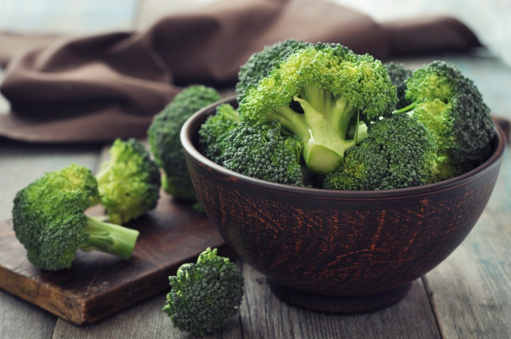 Broccoli, the humble super food!