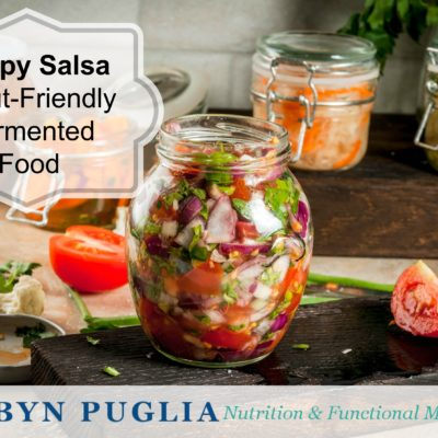 Happy Fermented Salsa