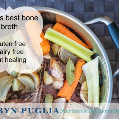 Bone Broth Tips and Checklist