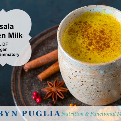 Masala Golden Milk