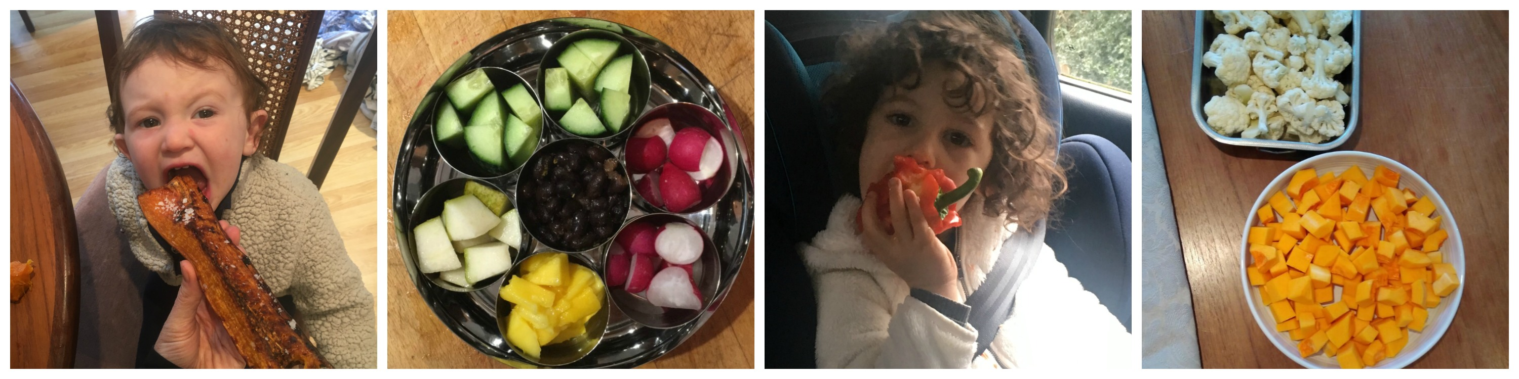 How I raise kids who LOVE eating healthy food
